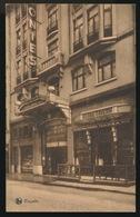 BRUXELLES NORD  - GRAND HOTEL DES COLONIES - Cafés, Hotels, Restaurants
