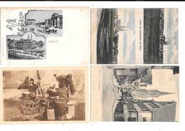 11175- Lot 200 CPA:CPSM Divers ETRANGER - Cartes Postales
