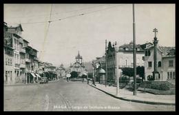 BRAGA - Largo Da Senhora-a-Branca  ( Ed.Tabacaria Monteiro) Carte Postale - Braga