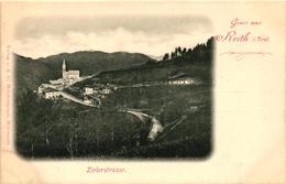 Austria, Tirol, Reith, Reith I Tirol, Reith Bei Kitzbühel, Zirlerstrasse, Old Postcard Pre. 1905 - Austria