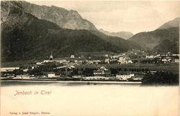 Austria, Jenbach, Jenbach In Tirol, View, Old Postcard Pre. 1905 - Jenbach