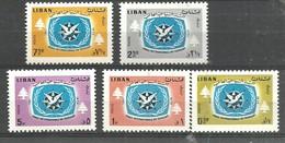 IVERT Nº 2647/68**1967 - Libano