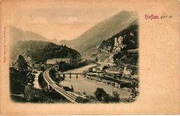 Austria, Hieflau, Steiermark, View, Old Postcard Pre. 1905 - Hieflau