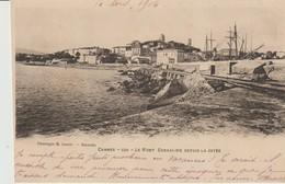 C. P. A. - CANNES - LE MONT CHEVALIER DEPUIS LA JETÉE - E. LACOUR - 529 - PRÉCURSEUR - Cannes