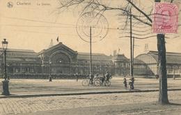 CPA - Belgique - Charleroi - La Station - Charleroi