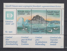Groenlandia Nuovi:  BF  N. 1 - Blocchi