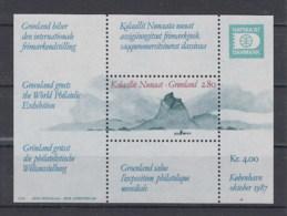 Groenlandia Nuovi:  BF  N. 2 - Blocchi