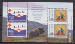Groenlandia Nuovi:  BF  N. 4 - Blocchi
