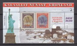 Groenlandia Nuovi:  BF  N. 6 - Blocchi
