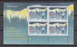 Groenlandia Nuovi:  BF  N. 12 - Blocchi