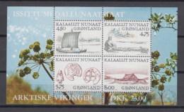 Groenlandia Nuovi:  BF  N. 17 - Blocchi