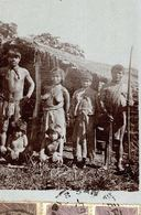 Old Postcard ARGENTINA - TIPOS - ETHNIC, Indios De San Geronimo - NUDE - RPPC - Argentine
