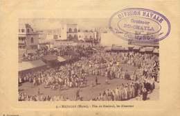 MAROC MAZAGAN Fete Aux Mouloud , Les Aissaouas ( Cachet Croiseur DU-CHAYLA Division Navale) - Other