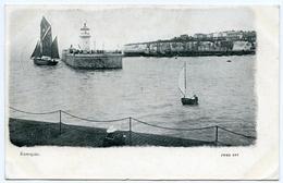 RAMSGATE : POSTMARK - RAMSGATE (SINGLE CIRCLE, 1904) - Ramsgate