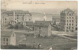 SAINT CAST   GRAND HOTEL BELLEVUE    HOTELS ET PLAGE - Saint-Cast-le-Guildo
