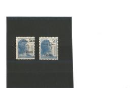 Espagne Tanger PA N°5 Bleu  1939   2 Ex Neufs* - Spanish Morocco