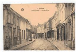 17 Boom  Blauwstraat - Rue Bleue - Boom
