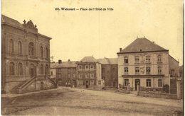 WALCOURT Place De L' Hôtel De Ville - Walcourt