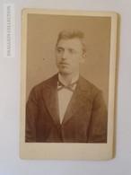 D164290 CDV -  Photographie  Csillag és Ruttkai -Arad  Ca 1890 - Oud (voor 1900)