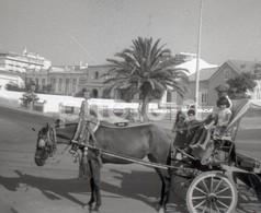 60s  BEACH GIRL PRAIA ALGARVE CART PORTUGAL ORIGINAL 35 Mm ORIGINAL NEGATIVE NOT PHOTO FOTO - Photographie