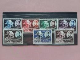 LAOS 1952 - U.P.U. - Posta Ordinaria + Posta Aerea Nuovi ** + Spese Postali - Laos