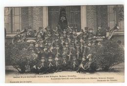 Woluwe-Bruxelles  Institut Royal Des Sourds-Muets Et Des Aveugles.Harmonie Der Blinden 1909 - Woluwe-St-Pierre - St-Pieters-Woluwe