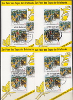 Germany 16 Picture Post Cards With Special Cancels - Post