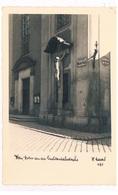 A-4016  WIEN : Motiv An Der Lichtentaler Kirche ( Crucifix) - Églises