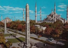 Istanbul - The Blue Mosque 1973 - Türkei