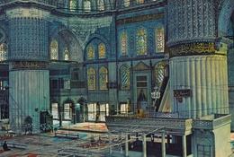 Istanbul - The Blue Mosque - Türkei