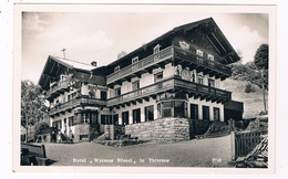 A-4019  THIERSEE : Hotel Weisses Rössel - Kufstein
