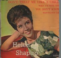 Disque 45 Tours HELEN SHAPIRAO - 1961 - Rock