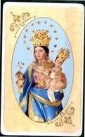 SANTINO - Madonna Del Carmine - Santino Come Da Scansione. - Images Religieuses