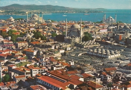 Istanbul - St Sophia And Blue Mosque 1976 - Türkei