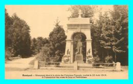 A739 / 185 Belgique ROSSIGNOL Monument élevé à La Gloire Des Coloniaux Français - Tintigny
