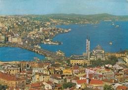 Istanbul - General View At Golden Horn 1971 - Türkei