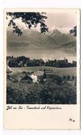 A-4021  ZELL AM SEE : Tumersbach Und Kitzsteinhorn ( Special 3th Reich Stempel,stamp) - Zell Am See