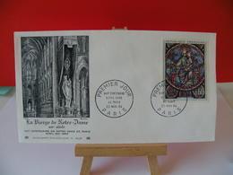 Notre Dame De Paris (VIII ème Centenaire) - Paris - 23.5.1964 FDC 1er Jour - Toutes Très Bon état Garantie - FDC
