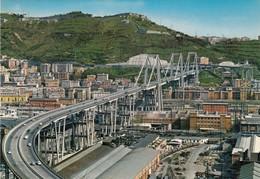 9412-GENOVA-VIADOTTO SUL POLCEVERA-FG - Genova (Genoa)