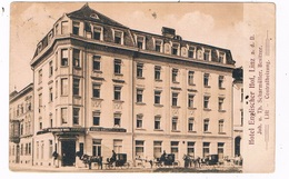 A-4024   LINZ : Hotel Englischer Hof - Linz