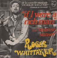 """Disque 45 Tours ROGER WHITTAKER Comédie Musicale """"un Violon Sur Le Toit"""" - Vinyles"""