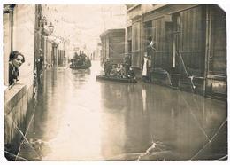Ancienne Photo Très Abîmée - NAMUR Rue Des Brasseurs - Inondations 1926 - Luoghi