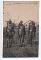 LE COURNEAU (33) - FANION DES TIRAILLEURS SENEGALAIS (CAMP) - Frankreich