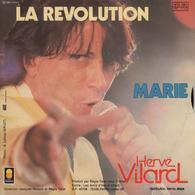 Disque 45 Tours HERVE VILAR - 1982 - Disco, Pop