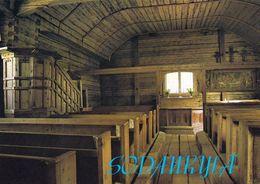 1 AK Finnland * Alte Kirche Von Sodankylä - 1689 Erbaut - Eine Der ältesten Erhaltenen Holzkirchen Finnlands * - Finnland