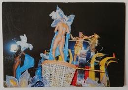RIO DE JANEIRO - Aspectos Do Carnaval Carioca - CARNIVAL CARNEVALE - Naked Girl - Vg - Carnevale