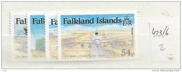 1985 MNH Falkland Islands, Postfris** - Falkland