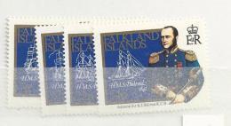 1985 MNH Falkland Islands, Postfris** - Falklandinseln