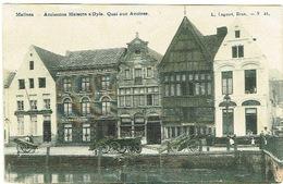 Malines , Quai Des Avoines - Malines