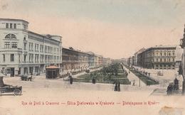 Krakow Krakau - Ulica Dietlowska - Pologne